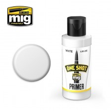 AMMO of Mig Jimenez MIG-2022 - One Shot Primer White