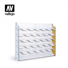 Vallejo 26.009 - Wall Mounted Paint Display 35/60 ml.