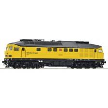"""Roco 58469 - DB Diesellokomotive 233 493 """"Tiger"""" (AC Sound)"""