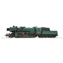 "Roco 70272 - SNCB Dampflokomotive 26.101""Patrimoine Ferroviaire et Tourisme/Toerisme en SpoorPatrimonium"" (DCC Sound)"