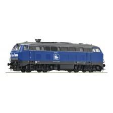 Roco 78770 - PRESS Diesellokomotive 218 054-3 (AC Sound)