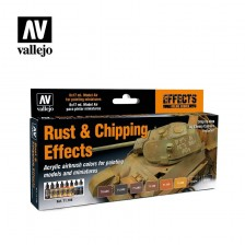 Vallejo 71.186 - Rust & Chipping Effects