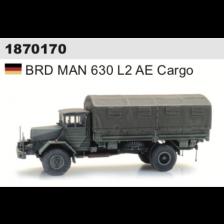Artitec 1870170 - BRD MAN 630 L2 AE Cargo (kit)