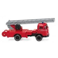 Wiking 086148 -  Feuerwehr - Drehleiter (MB)