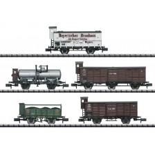 "Trix 15284 - K.Bay.Sts.B. Güterwagen-Set ""Pfalz"""