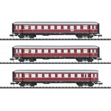 """Trix 15405 - DB Wagen-Set """"Die roten Bamberger"""" Teil 1"""