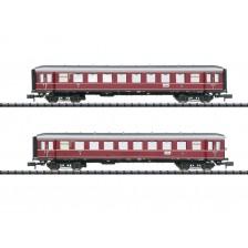 """Trix 15406 - DB Wagen-Set """"Die roten Bamberger"""" Teil 2"""