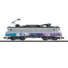"""Trix 16008 - SNCF Elektrolokomotive Serie BB 22200 """"En Voyage"""" (DC)"""