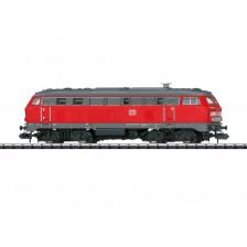 Trix 16823 - DB-AG Diesellokomotive 218 499-2 (DCC Sound)