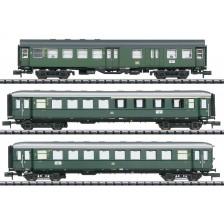 "Trix 18209 - DB Wagen-Set ""Eilzug im Donautal"""