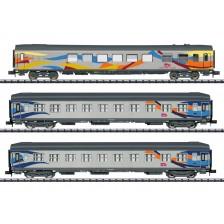 """Trix 18210 - SNCF Schnellzugwagen-Set """"Croisière"""""""