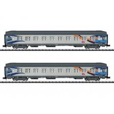 """Trix 18211 - SNCF Schnellzugwagen-Set """"Croisière"""""""