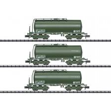 Trix 18212 - USTC 3-tlg. Kesselwagen-Set