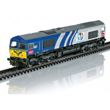 Trix 22696 - SNCF Fret Benelux Diesellokomotive Class 66 (DCC Sound)