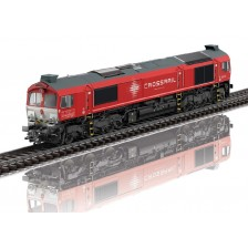 Trix 22697 - Crossrail AG Diesellokomotive Class 77 (DCC Sound+Steam)
