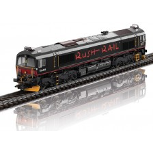 Trix 22997 - RushRail Diesellokomotive Class 66 (DCC Sound+Steam)