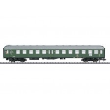 Trix 23170 - DB Steuerwagen 2. Klasse Bauart Bymf 436 ohne Gepäckabteil (DCC)