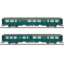 Trix 23222 - SNCB/NMBS Personenwagen-Set M2