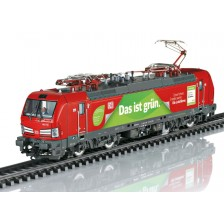 """Trix 25190 - DB Cargo Elektrolokomotive Baureihe 193 Vectron """"Das ist Grün"""" (DCC Sound)"""