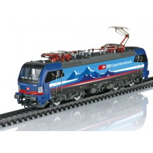 "Trix 25192 - SBB Elektrolokomotive Baureihe 193 ""Limmat"" Vectron (DCC Sound)"