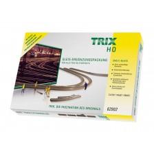 Trix 62902 - Aanvullingspakket C-spoor C2