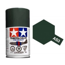 Tamiya 86503 - AS-3 Gray Green 100ml