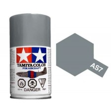 Tamiya 86507 - AS-7 Neutral Gray 100ml