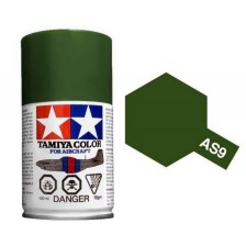Tamiya 86509 - AS-9 Dark Green 100ml