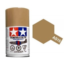 Tamiya 86515 - AS-15 Tan 100ml