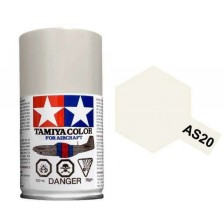 Tamiya 86520 - AS-20 Insignia White 100ml