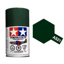 Tamiya 86521 - AS-21 Dark Green 2 (IJN) 100ml