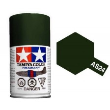 Tamiya 86524 - AS-24 Dark Green 100ml