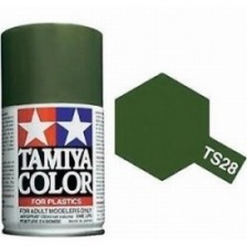 Tamiya 86528 - AS-28 Medium Gray 100ml