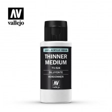 Vallejo 73.524 - Thinner Medium 60ml