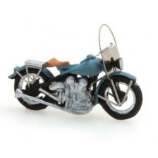 Artitec 387.04-BL - US motorcycle Liberator civiel blauw