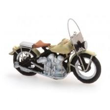 Artitec 387.04-IY - US motorcycle Liberator civiel creme