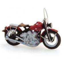 Artitec 387.04-RD - US motorcycle Liberator civiel rood