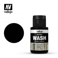 Vallejo Model Wash 76.518 - Black