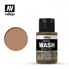 Vallejo Model Wash 76.514 - Dark Brown