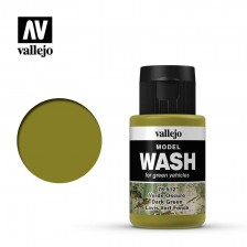Vallejo Model Wash 76.512 - Dark Green