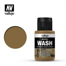Vallejo Model Wash 76.520 - Dark Khaki Green