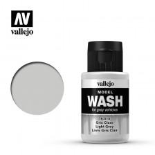 Vallejo Model Wash 76.515 - Light Grey