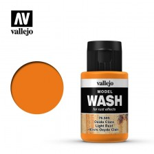 Vallejo Model Wash 76.505 - Light Rust