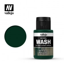 Vallejo Model Wash 76.519 - Olive Green