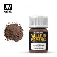 Vallejo 73.110 - Burnt Umber Pigment