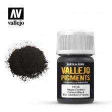 Vallejo 73.116 - Carbon Black (Smoke Black) Pigment