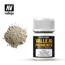 Vallejo 73.121 - Desert Dust Pigment