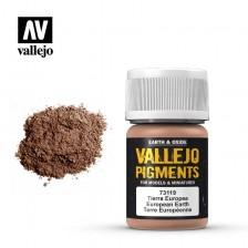 Vallejo 73.119 - European Earth Pigment