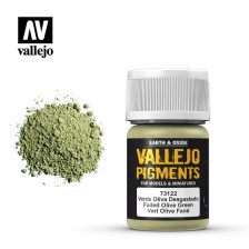 Vallejo 73.122 - Faded Olive Green Pigment