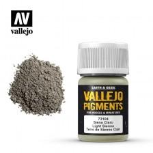Vallejo 73.104 - Light Sienna Pigment